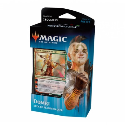 Decks Magic the Gathering L'Allégeance de Ravnica - Planeswalker - Domri, fracasseur de cité