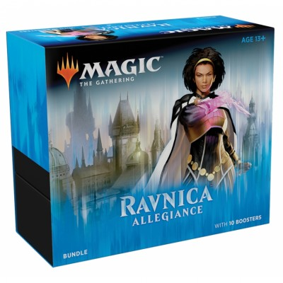 Coffrets Magic the Gathering L'Allégeance de Ravnica - Bundle