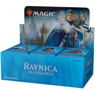 Boites de Boosters Magic the Gathering Ravnica Allegiance