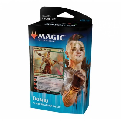 Decks Magic the Gathering Ravnica Allegiance - Planeswalker - Domri, City Smasher