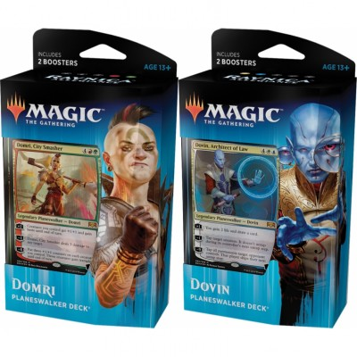 Decks Magic the Gathering Ravnica Allegiance - Deck de Planeswalker - Lot de 2