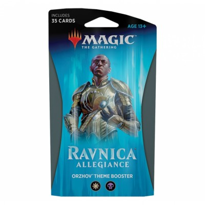 Boosters Magic the Gathering Ravnica Allegiance - Theme Booster Orzhov