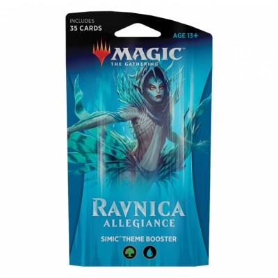Boosters Magic the Gathering Ravnica Allegiance - Theme Booster Simic