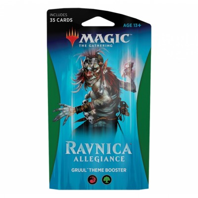Boosters Ravnica Allegiance - Theme Booster Gruul