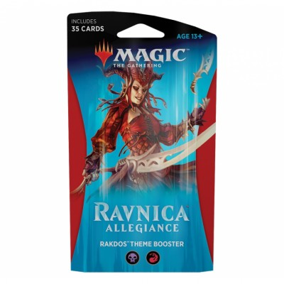 Boosters Magic the Gathering Ravnica Allegiance - Theme Booster Rakdos