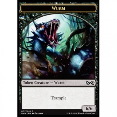 Tokens Magic Magic the Gathering Jeton - Ultimate Masters - (01/16) Citizen