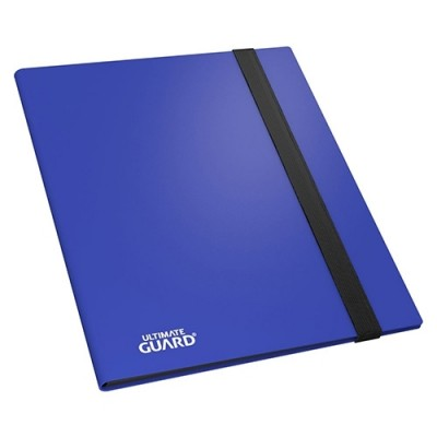 Classeurs et Portfolios  Flexxfolio A4 - 9 Cases - Bleu