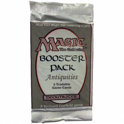 Boosters Magic the Gathering Antiquities
