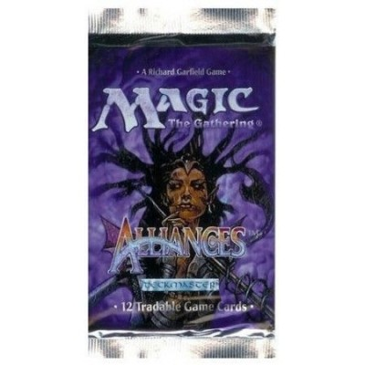 Boosters Magic the Gathering Alliances