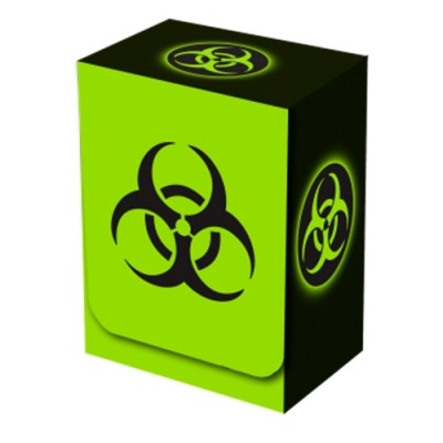 Boites de rangement illustrées  Deck Box - Absolute Iconic - Biohazard