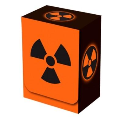 Boites de rangement illustrées Deck Box - Absolute Iconic - Radiation