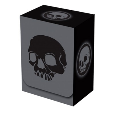Boites de rangement illustrées  Deck Box - Absolute Iconic - Skull