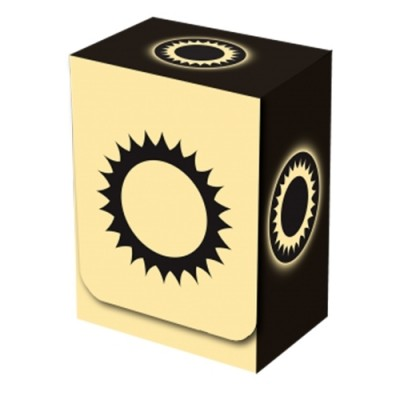Boites de rangement illustrées Deck Box - Absolute Iconic - Sun