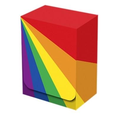 Boites de rangement illustrées Deck Box - Rainbow