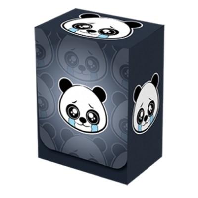 Boites de rangement illustrées Deck Box - Sad Panda