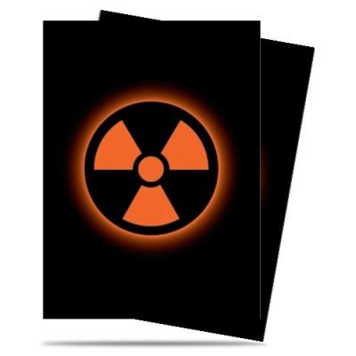 Protèges Cartes illustrées 50 Pochettes - Matte - Absolute Iconic - Radiation