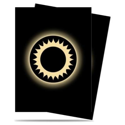 Protèges Cartes illustrées  50 Pochettes - Matte - Absolute Iconic - Sun