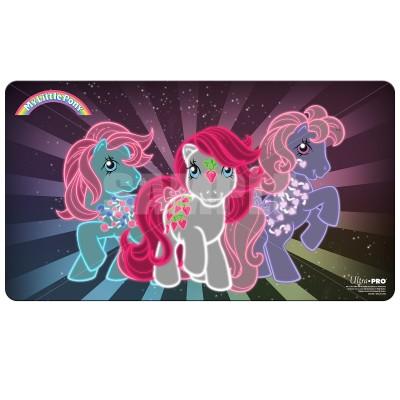 Tapis de Jeu Playmat - My Little Pony - Retro Neon