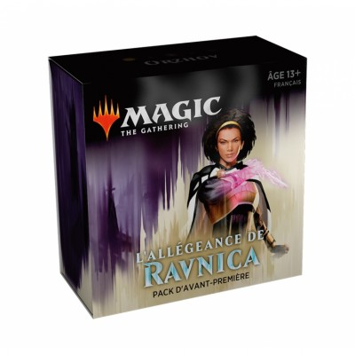 Boosters Magic the Gathering L'Allégeance de Ravnica - Pack d'Avant Première - Orzhov