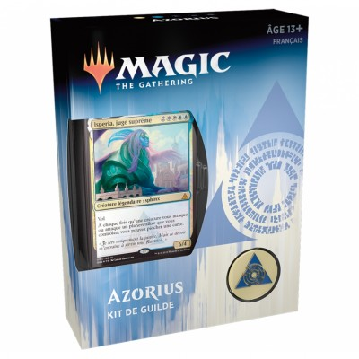 Coffrets Magic the Gathering L'Allégeance de Ravnica - Kits de Guilde - Azorius