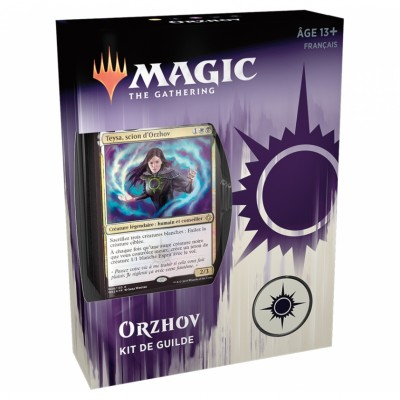 Coffrets Magic the Gathering L'Allégeance de Ravnica - Kits de Guilde - Orzhov