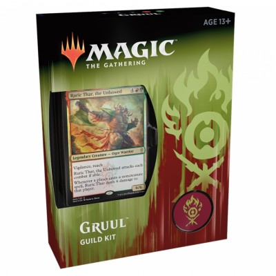Coffrets Magic the Gathering Ravnica Allegiance - Guild Kits - Gruul
