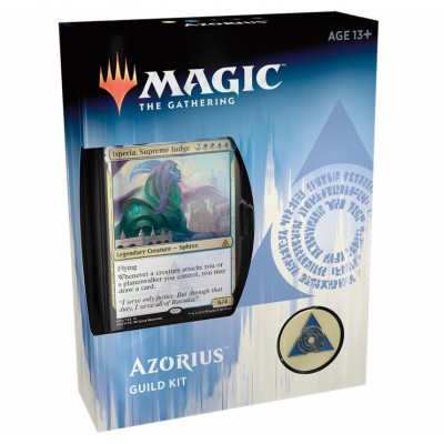 Coffrets Magic the Gathering Ravnica Allegiance - Guild Kits - Azorius