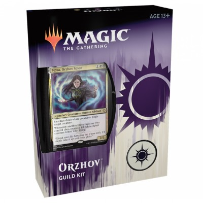 Coffrets Magic the Gathering Ravnica Allegiance - Guild Kits - Orzhov