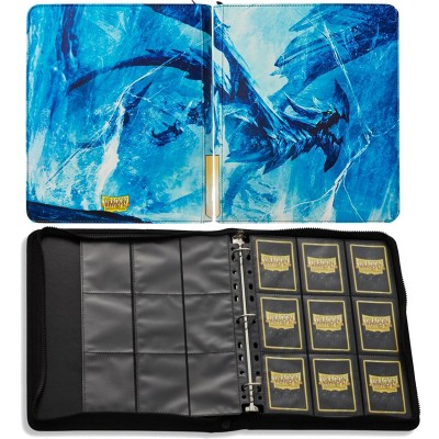 Classeurs et Portfolios Card Codex - Zipster Binder - 9 Cases - Boreas