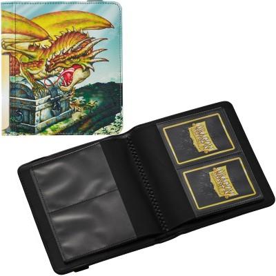 Portfolios  Card Codex - Binder 80 - 4 Cases - Anesidora Guardian