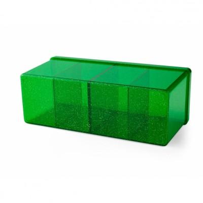 Boites de Rangements  4 Compartiments - Emerald