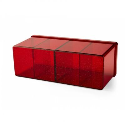 Boites de Rangements 4 Compartiments - Ruby