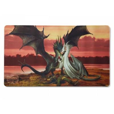 Tapis de Jeu  Play Mat - Valentine Dragons