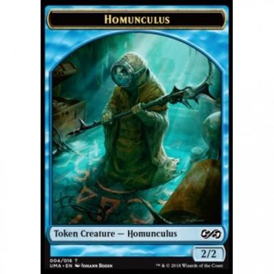 Token Magic Jeton - Ultimate Masters - (04/16) Homonculus