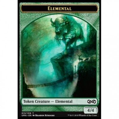 Token Magic Jeton - Ultimate Masters - (13/16) Elemental