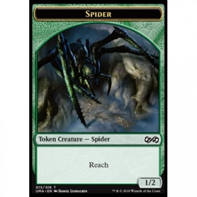 Tokens Magic Jeton - Ultimate Masters - (15/16) Spider