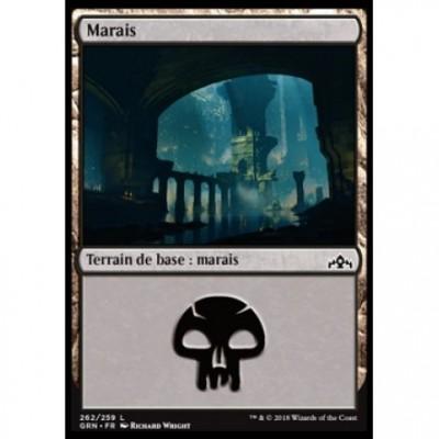 Terrain de base : Marais / Swamp