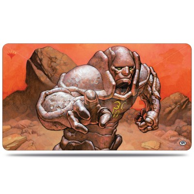 Tapis de Jeu  Playmat - Legendary Collection - Karn, Silver Golem