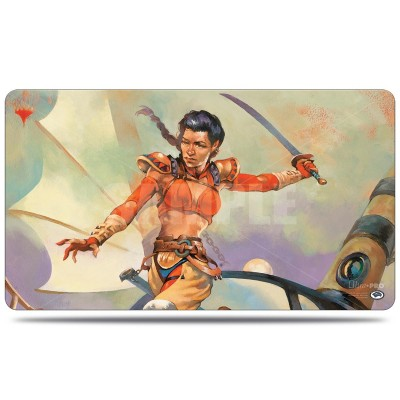 Tapis de Jeu Playmat - Legendary Collection - Captain Sisay