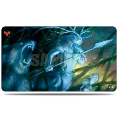 Tapis de Jeu  Playmat - Legendary Collection - Karador, Ghost Chieftain