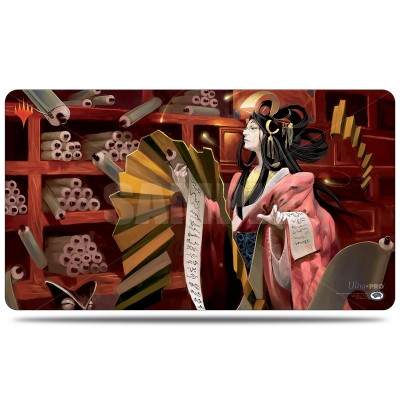 Tapis de Jeu Magic the Gathering Playmat - Legendary Collection - Azami, Lady of Scrolls