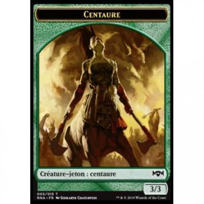 Tokens Magic Jeton - L'allégeance de Ravnica - (05/13) Centaure
