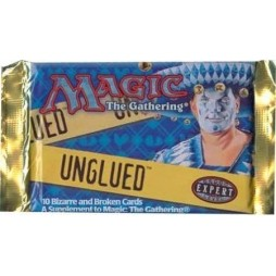 Boosters Magic the Gathering Unglued