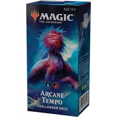 Decks Magic the Gathering Challenger Deck 2019 - Arcane Tempo