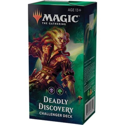 Deck Challenger Deck 2019 - Deadly Discovery