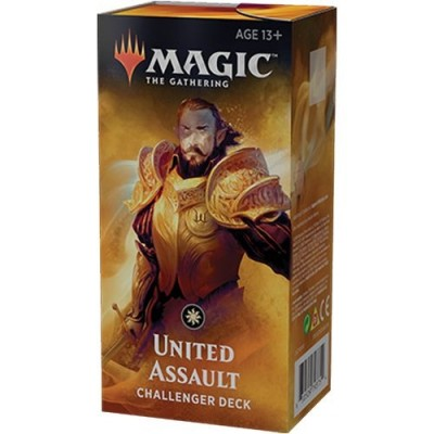 Decks Magic the Gathering Challenger Deck 2019 - United Assault