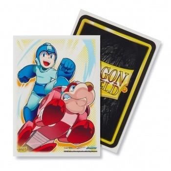 Protèges Cartes illustrées  100 pochettes - Mega Man & Rushd