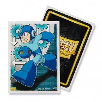 Protèges Cartes illustrées  100 pochettes - Mega Man Standard