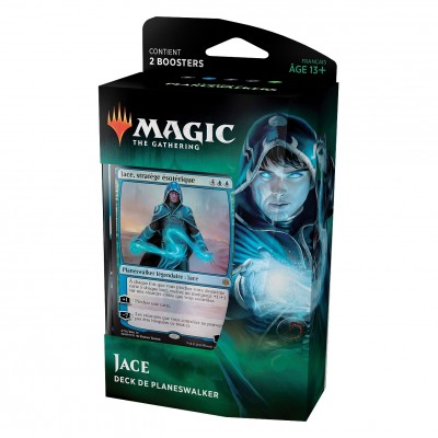 Decks Magic the Gathering La Guerre des Planeswalkers - Planeswalker - Jace