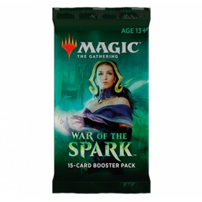 Booster Magic the Gathering War of the Spark